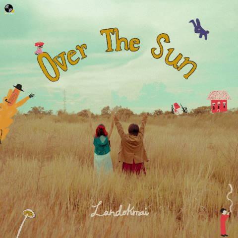ปกอัลบั้ม Over The Sun